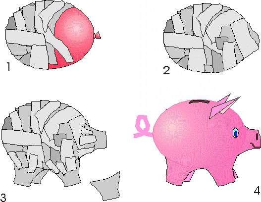 In 5 Schritten Zum Ballon Sparschwein So Geht S