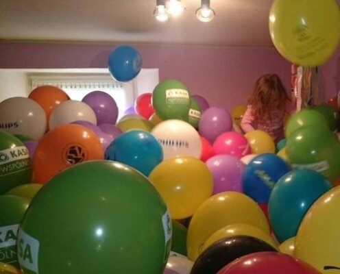 500 bunte Fehldrucke - 500 bunte Fehldrucke - billige Luftballons in großen Mengen