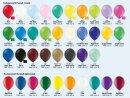 Luftballons 1-seitig 1-farbig bedrucken - Ø 33-38cm A110