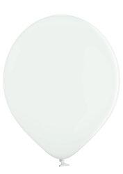 100 Luftballons Ø 27cm - 002 weiß pastell - A750