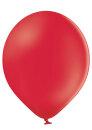 100 Luftballons Ø32cm - 101 rot pastell - A850