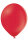 100 Luftballons Ø38cm - 101 rot pastell - A110