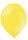 100 Luftballons Ø 27cm - 006 gelb pastell - A750