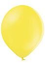 100 Luftballons Ø38cm - 006 gelb pastell - A110