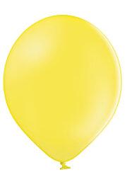 500 Luftballons Ø38cm - 006 gelb pastell - A110