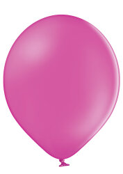 100 Luftballons Ø 27cm - 010 rose pastell - A750