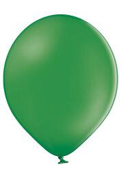 100 Luftballons Ø 27cm - 011 laubgrün pastell - A750