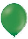 100 Luftballons Ø 27cm - 011 laubgrün pastell...