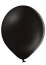 1000 Luftballons Ø 27cm - 025 schwarz pastell - A750