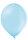 100 Luftballons Ø38cm - 003 hellblau pastell - A110