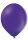100 Luftballons Ø 27cm - 153 lila pastell - A750