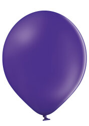 100 Luftballons Ø38cm - 153 lila pastell - A110