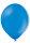 100 Luftballons Ø 27cm - 012 mittelblau pastell - A750