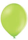 100 Luftballons Ø35cm - 008 apfelgrün pastell...