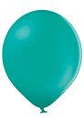 100 Luftballons Ø 27cm - 013 türkis pastell -...