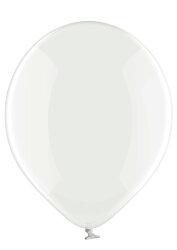 100 Luftballons Ø38cm - 038 durchsichtig transparent - A110