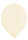 500 Luftballons Ø 27cm - 016 vanille creme pastell - A750