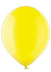 1000 Luftballons Ø 27cm - 036 gelb kristall - A750