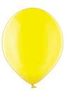100 Luftballons Ø38cm - 036 gelb kristall - A110