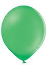 100 Luftballons Ø 27cm - 135 hellgrün pastell...