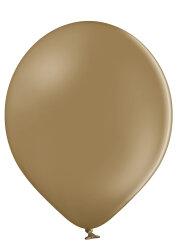 100 Luftballons Ø 27cm -150 mandel pastell - A750